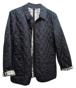 Burberry Outer Burbery black Jacket
