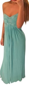 sky blue Maxi Dress by Sky Bohem Comfor