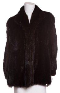 Dion Lee Fur Coat