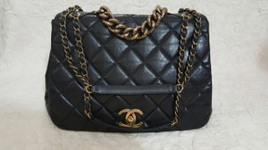 Chanel Classic Flap Maxi Shoulder Bag