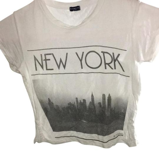 00211aef289 Brandy Melville T Shirt White - 3% Off Retail 80%OFF ...