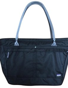 Patagonia Durable Stylish Travel Sporty Tote in Black