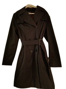 DKNY Fall Belted Chic Trench Coat