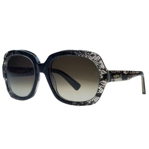 Valentino Valentino Grey Square Sunglasses