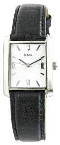 Bulova Bulova Gents Leather Watch