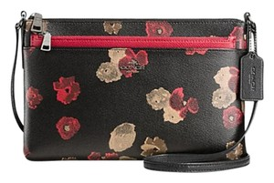 Coach F56463 Floral Cross Body Bag