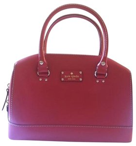 Kate Spade Summer Tote in Red