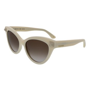 Valentino Valentino Ivory Cat Eye Sunglasses