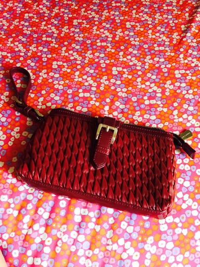 Charles & Keith And Red Wristlet in Ref
