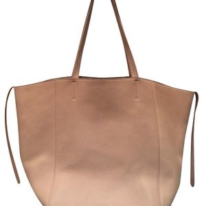 Céline Tote in Nude / Blush