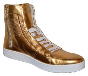 Gucci Sneakers Sneakers Mens Gold Athletic