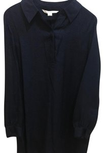 Diane von Furstenberg short dress Midnight on Tradesy