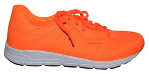 Gucci Sneakers Sneakers Mens Men's Sneakers Orange Athletic