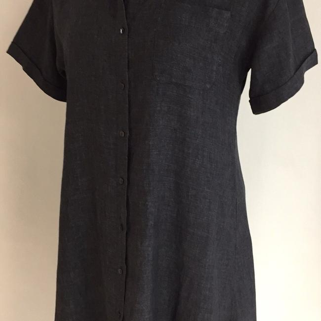 Navy Blue Maxi Dress by Eileen Fisher