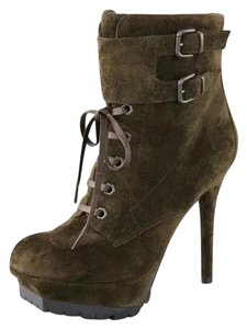 Sam Edelman Military Green Boots