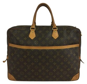 Louis Vuitton Lv Brown Tote in Monogram