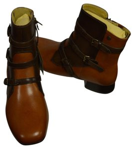 Other 2 Tone Brown Boots