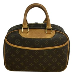 Louis Vuitton Lv Mongram Trouville Tote in Monogram
