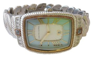 Judith Ripka Authentic, Stainless Steel Watch