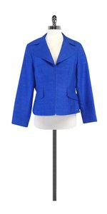 Doncaster Blue Silk Jacket