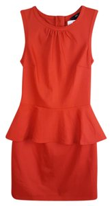 H&M Pencil Peplum Dress