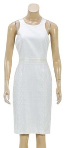 Versace short dress Cream/Ivory on Tradesy