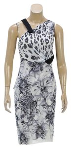 Dolce&Gabbana short dress Cream/Grey on Tradesy