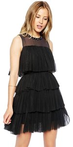 Needle & Thread Tulle Layered Embellished Dress