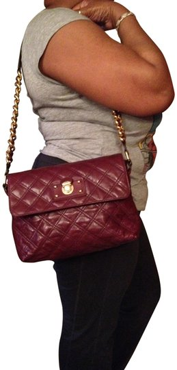 Preload https://item4.tradesy.com/images/marc-jacobs-quilted-plum-leather-shoulder-bag-199298-0-1.jpg?width=440&height=440