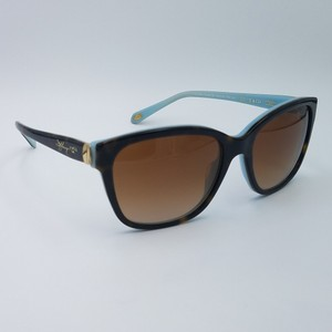 Tiffany & Co. Tortoise/Gold Tiffany & Co. Sunglasses TF 4083 8134/3B 56