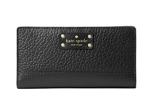 Kate Spade Kate Spade bay street stacy Wallet Black