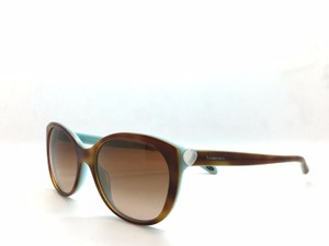 Tiffany & Co. Brown Tortoise Cat Eye Tiffany & Co. TF 4086-H 8164/3B 56