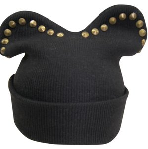 BCBGeneration BCBGeneration Jet Black Mickey Mouse Ears NWT $24 O/S Awesome Minnie!