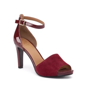 Franco Sarto Ox Blood Pumps