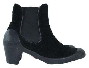 Camper Suede Ankle Boots