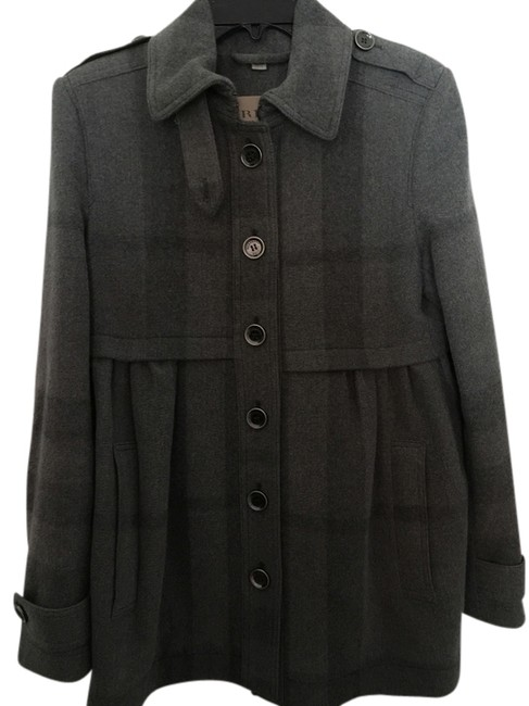 Preload https://item5.tradesy.com/images/burberry-gray-size-6-s-1993039-0-1.jpg?width=400&height=650
