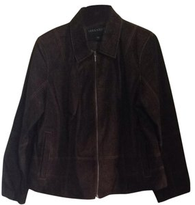 Bernardo Brown Jacket