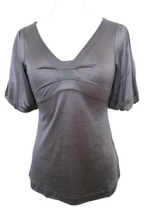 Banana Republic Top Earthy Bronze