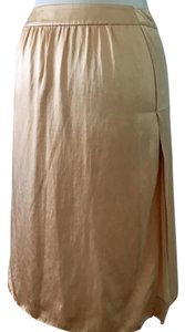 Miu Miu Skirt Gold