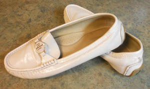 Lauren Ralph Lauren lightest pink Flats