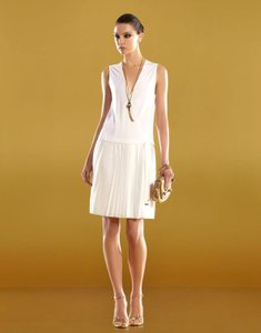 Gucci short dress White Runway 291957 on Tradesy