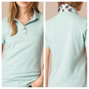 Burberry T Shirt LIGHT GREEN OPAL