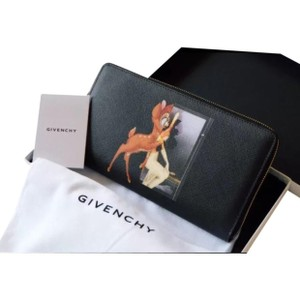 Givenchy Portefeuille Pochette Bambi Wallet Portefeuille Pochette Bambi Wallet