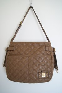 Marc Jacobs Quilted Leather Cross Body Bag