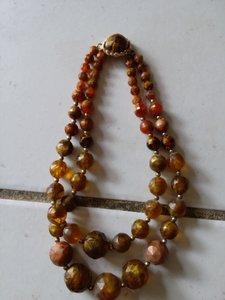 Other vintage beaded necklace