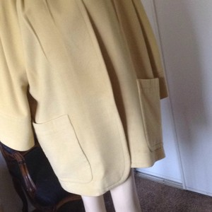 ESCADA pure wool with cashmere Trench Coat