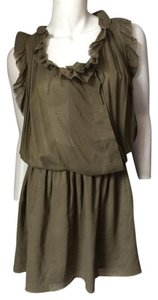 Isabel Marant short dress Green on Tradesy