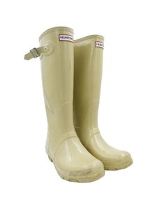 Hunter Ivory Boots