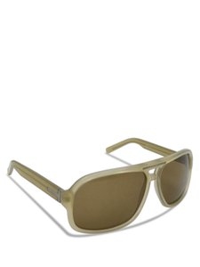 Gucci Gucci Beige Semi-Transparent Plastic Aviator GG 1569/S Sunglasses