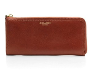 Coach *new Coach Slim Zip Around Wallet